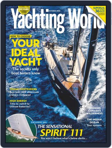 Yachting World (Digital) October 1st, 2020 Issue Cover