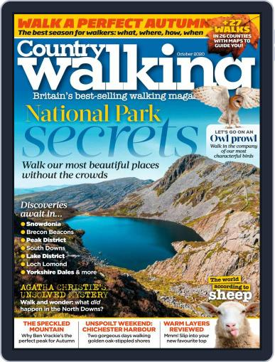 Country Walking (Digital) October 1st, 2020 Issue Cover
