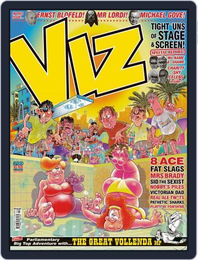 Viz October 1st, 2020 Digital Back Issue Cover