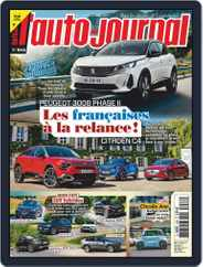 L'auto-journal (Digital) Subscription September 10th, 2020 Issue