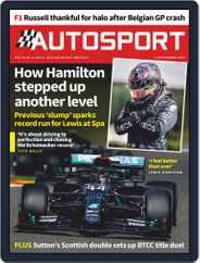 Autosport (Digital) Subscription September 3rd, 2020 Issue