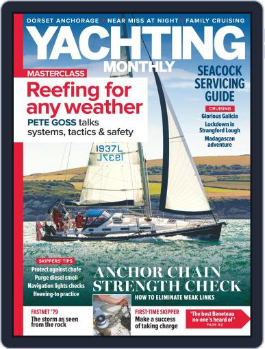 Yachting Monthly October 1st, 2020 Digital Back Issue Cover