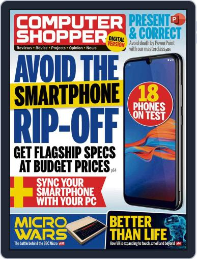 Computer Shopper November 1st, 2020 Digital Back Issue Cover