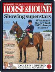 Horse & Hound (Digital) Subscription September 10th, 2020 Issue