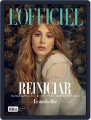 L'Officiel Argentina (Digital) Subscription September 1st, 2020 Issue