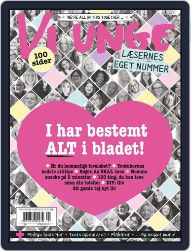 Vi Unge July 1st, 2020 Digital Back Issue Cover