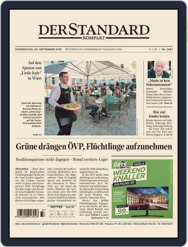 STANDARD Kompakt September 10th, 2020 Digital Back Issue Cover