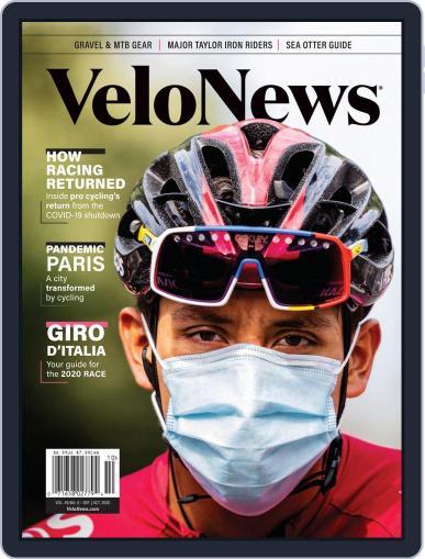 Velonews September 1st, 2020 Digital Back Issue Cover