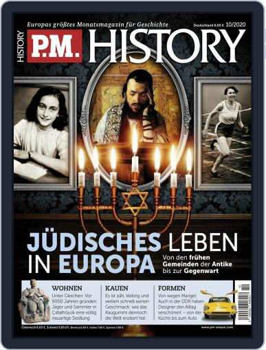 P.M. HISTORY October 1st, 2020 Digital Back Issue Cover