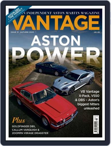 Vantage August 26th, 2020 Digital Back Issue Cover