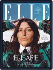 Elle QuÉbec (Digital) Subscription October 1st, 2020 Issue