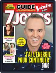 7 Jours (Digital) Subscription September 18th, 2020 Issue