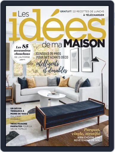 Les Idées De Ma Maison (Digital) October 1st, 2020 Issue Cover