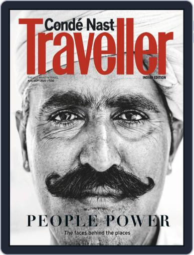Conde Nast Traveller India August 1st, 2020 Digital Back Issue Cover