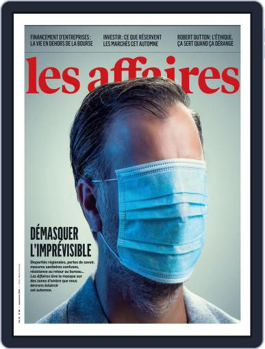 Les Affaires (Digital) September 1st, 2020 Issue Cover
