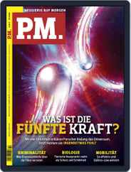 P.M. Magazin (Digital) Subscription October 1st, 2020 Issue