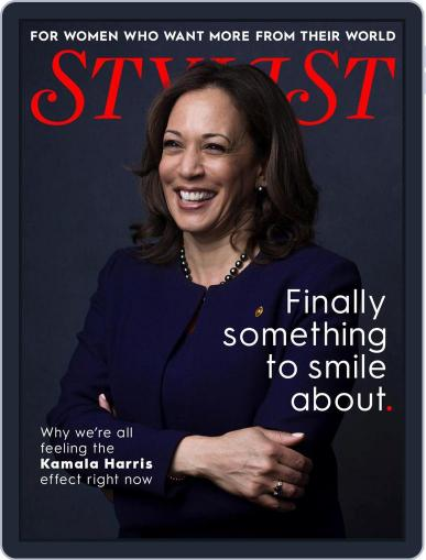Stylist (Digital) September 18th, 2020 Issue Cover