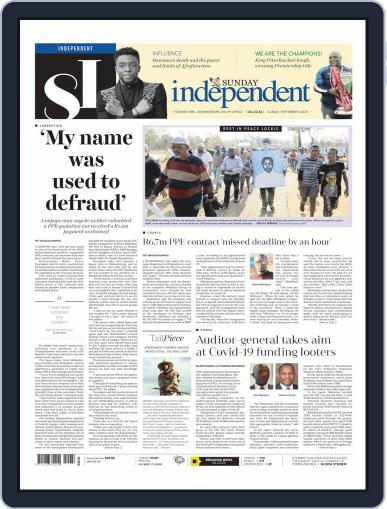 Sunday Independent (Digital) September 6th, 2020 Issue Cover