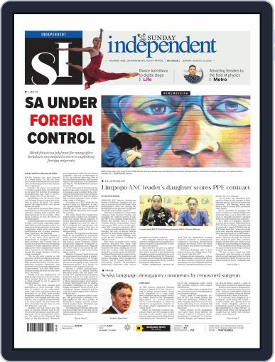 Sunday Independent (Digital) August 23rd, 2020 Issue Cover