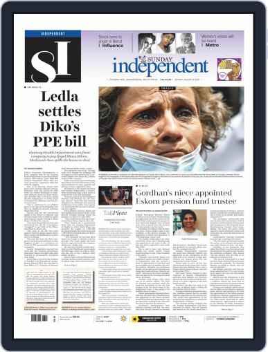 Sunday Independent August 9th, 2020 Digital Back Issue Cover