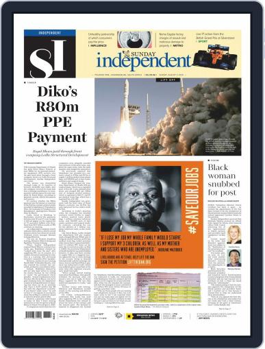 Sunday Independent August 2nd, 2020 Digital Back Issue Cover