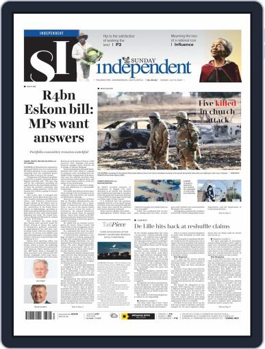 Sunday Independent July 12th, 2020 Digital Back Issue Cover