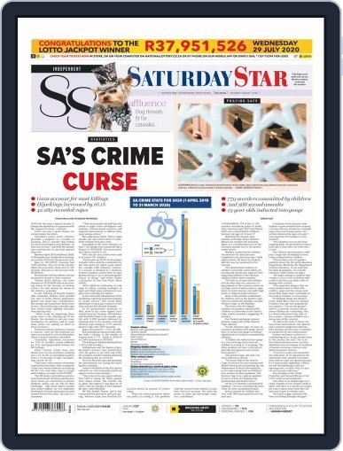 Saturday Star August 1st, 2020 Digital Back Issue Cover