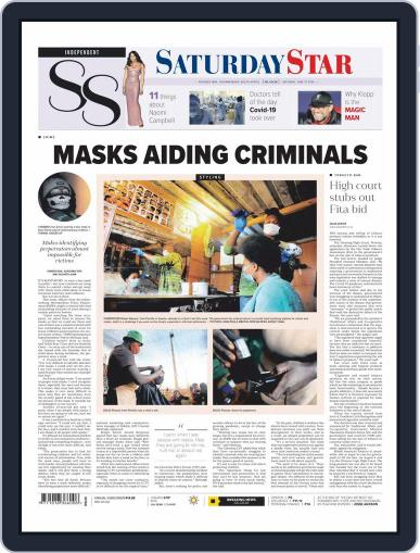 Saturday Star June 27th, 2020 Digital Back Issue Cover