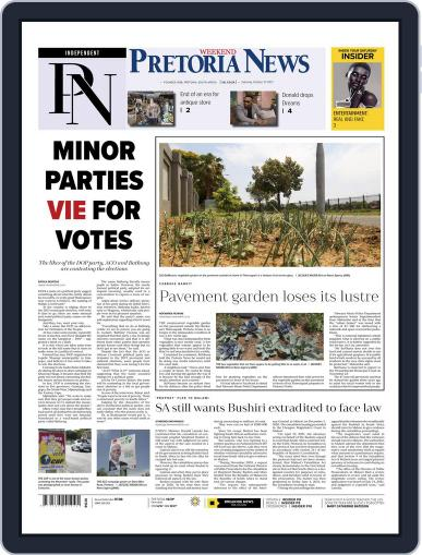 Pretoria News Weekend Magazine (Digital) October 23rd, 2021 Issue Cover