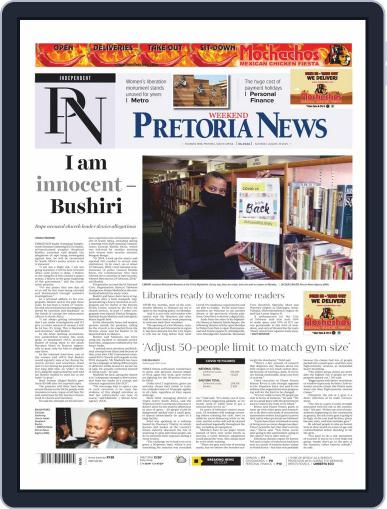 Pretoria News Weekend August 29th, 2020 Digital Back Issue Cover