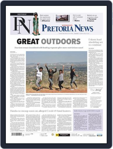 Pretoria News Weekend August 22nd, 2020 Digital Back Issue Cover