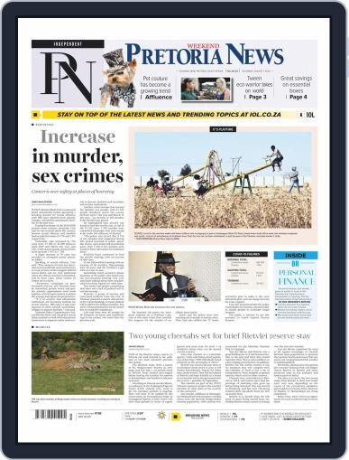 Pretoria News Weekend August 1st, 2020 Digital Back Issue Cover