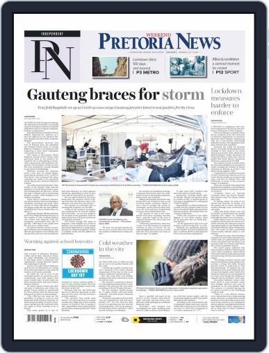 Pretoria News Weekend July 11th, 2020 Digital Back Issue Cover