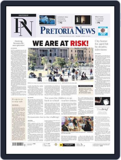 Pretoria News Weekend July 4th, 2020 Digital Back Issue Cover