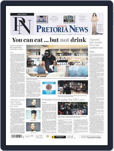 Pretoria News Weekend June 27th, 2020 Digital Back Issue Cover