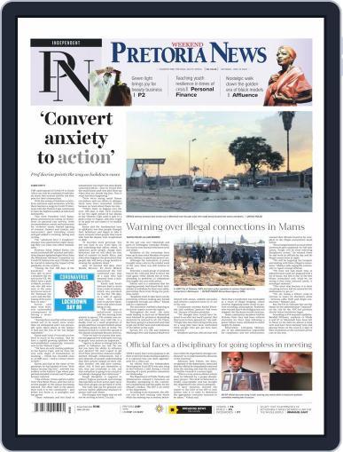 Pretoria News Weekend (Digital) June 20th, 2020 Issue Cover