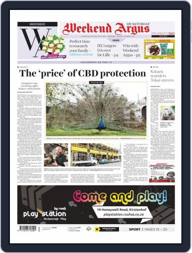 Weekend Argus Saturday September 5th, 2020 Digital Back Issue Cover