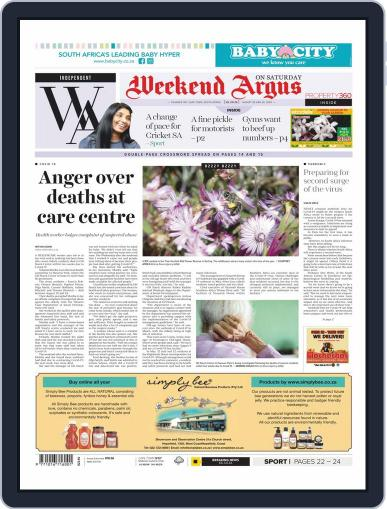 Weekend Argus Saturday August 29th, 2020 Digital Back Issue Cover