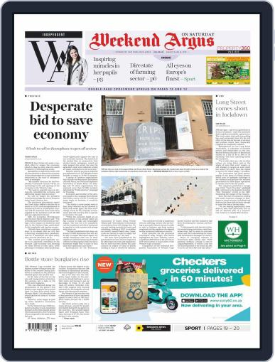 Weekend Argus Saturday August 15th, 2020 Digital Back Issue Cover