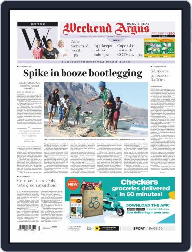 Weekend Argus Saturday August 8th, 2020 Digital Back Issue Cover