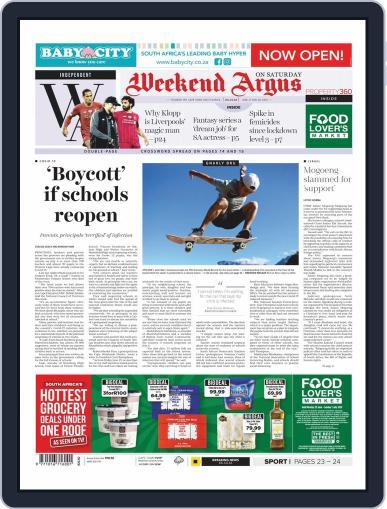 Weekend Argus Saturday (Digital) June 27th, 2020 Issue Cover