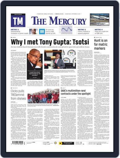 Mercury (Digital) September 9th, 2020 Issue Cover