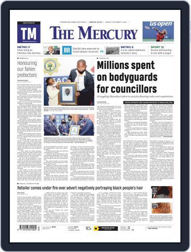 Mercury September 7th, 2020 Digital Back Issue Cover