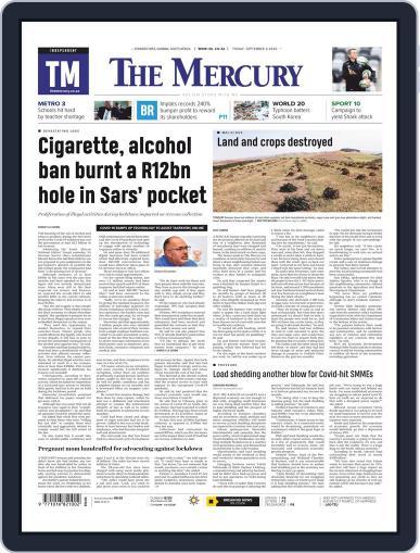 Mercury (Digital) September 4th, 2020 Issue Cover