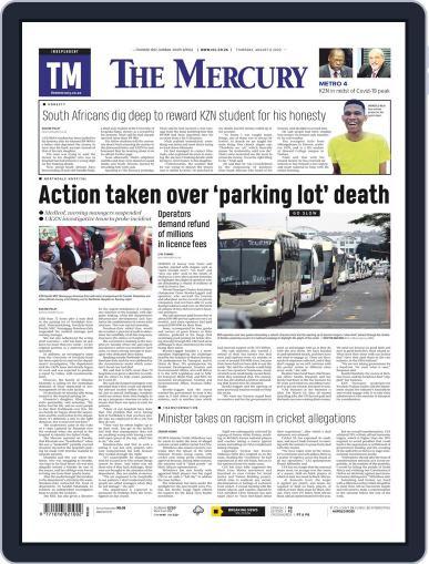 Mercury (Digital) August 6th, 2020 Issue Cover