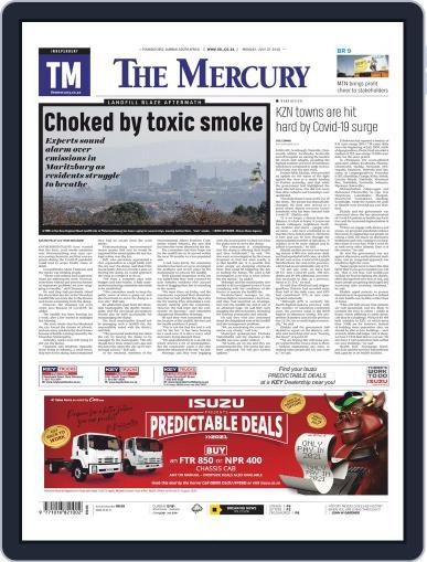Mercury July 27th, 2020 Digital Back Issue Cover