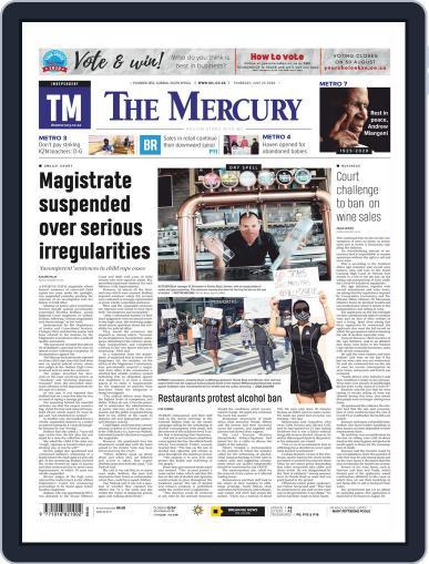 Mercury (Digital) July 23rd, 2020 Issue Cover