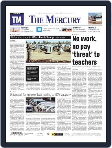 Mercury (Digital) July 20th, 2020 Issue Cover
