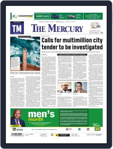 Mercury (Digital) July 17th, 2020 Issue Cover