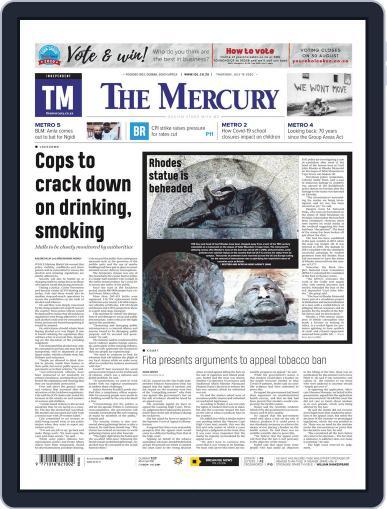 Mercury (Digital) July 16th, 2020 Issue Cover